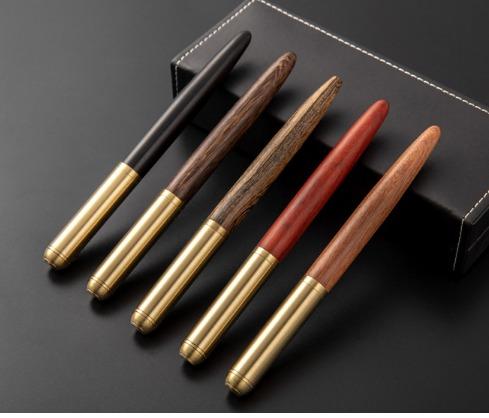 Bút bi gỗ, bút tre,bút dạ vỏ bằng gỗ, bút kí gỗ tre3