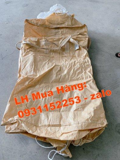 Bao jumbo 105 x 170cm đã sử dụng mới 95% giá kho6