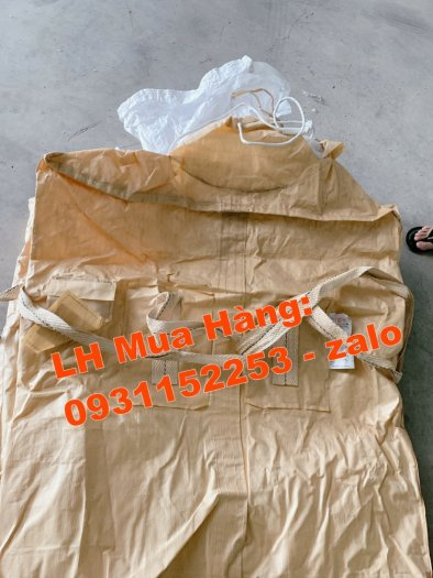 Bao jumbo 105 x 170cm đã sử dụng mới 95% giá kho4