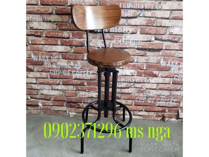 Ghế bar cao cấp đủ màu Nội Thất Nguyễn Hoàng Sài Gòn0