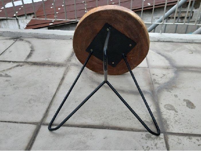 Ghế đẩu nhỏ mặt tròn 30cm4