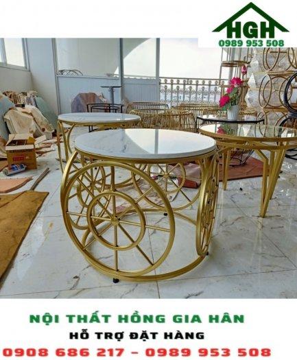 Bàn sofa Hồng Gia Hân 190