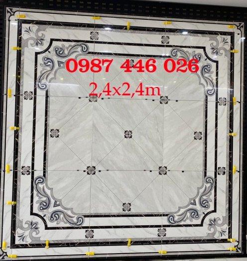 Gạch thảm vuông 2m4X2m4  HP24748