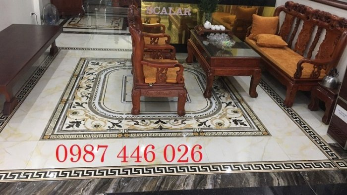 Gạch thảm vuông 2m4X2m4  HP24740