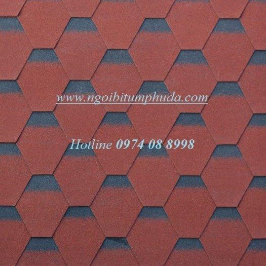 Ngói bitum giả đá kiểu dáng hình chữ nhật7