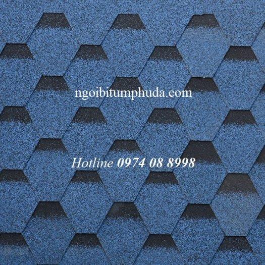 Ngói bitum giả đá kiểu dáng hình chữ nhật6