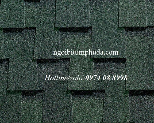 Ngói bitum giả đá kiểu dáng hình chữ nhật2