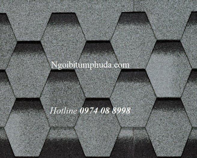 Ngói bitum giả đá kiểu dáng hình chữ nhật0