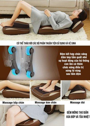 Máy massage Ayosun Hàn Quốc6