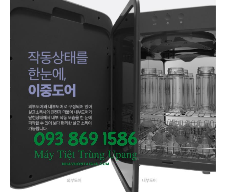Máy Tiệt trùng Upang Plus Led Hàn Quốc màu2