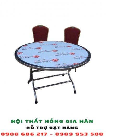 Bàn nhà hàng Hồng Gia Hân110