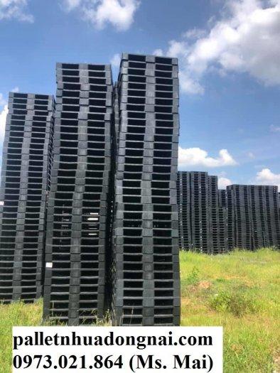 Bán Pallet nhựa đã qua sử dụng tại Bình Dương, giá giảm cực sốc17
