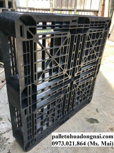 Bán Pallet nhựa đã qua sử dụng tại Bình Dương, giá giảm cực sốc13