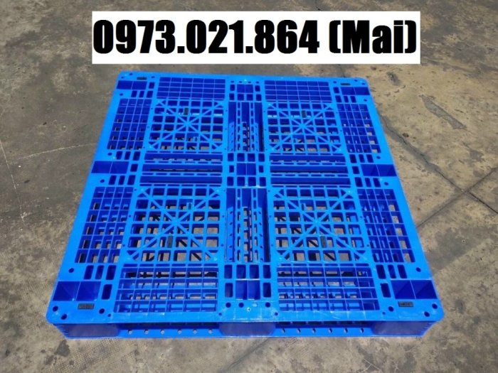 Bán Pallet nhựa đã qua sử dụng tại Bình Dương, giá giảm cực sốc11