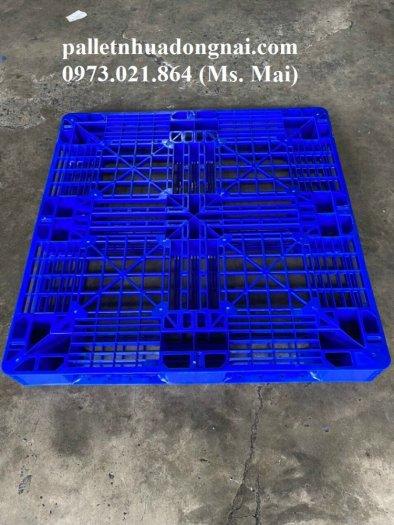 Bán Pallet nhựa đã qua sử dụng tại Bình Dương, giá giảm cực sốc10