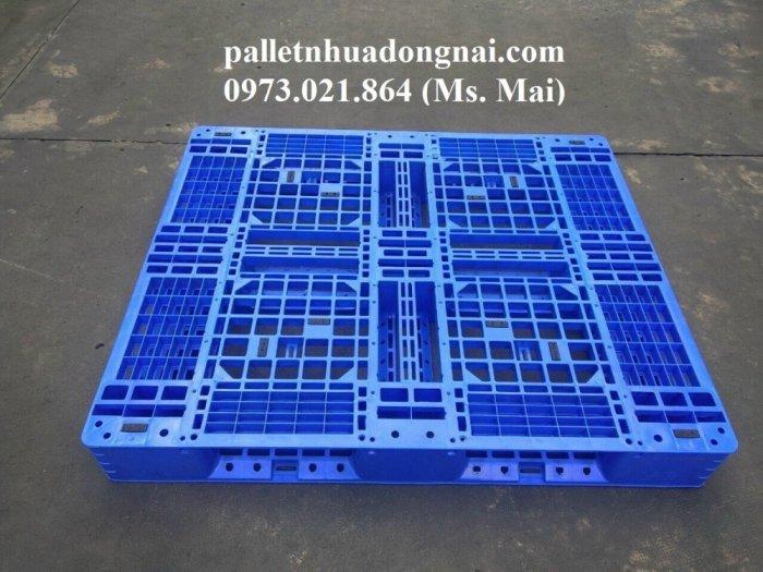 Bán Pallet nhựa đã qua sử dụng tại Bình Dương, giá giảm cực sốc4