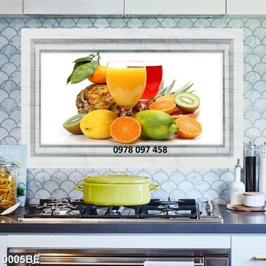 Tranh gạch trang trí bếp