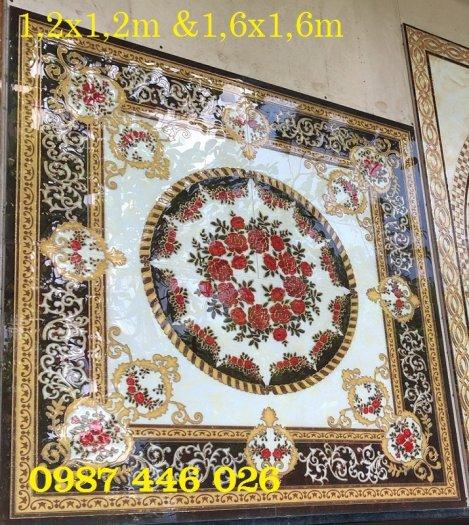Gạch thảm sàn, chiếu nghỉ, gạch trang trí, gạch lát nền HP499