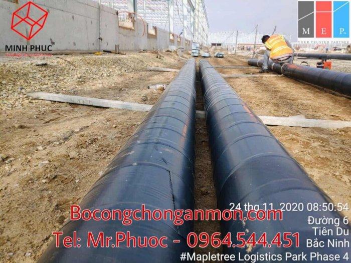 Keo quấn bitum ống ngầm Premcote Anh Quốc7