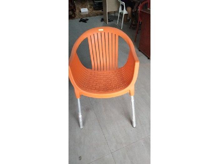 Ghế nhựa trân nhôm giá sỉ tại xưởng sản0