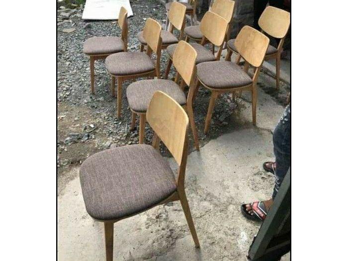 Ghế gỗ có niệm cao cấp mẫu đẹp Ak 00010