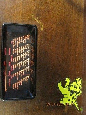Chiếc đài quay đĩa điện tử  Telavox rất hiếm – có ảnh thật11