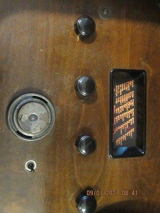 Chiếc đài quay đĩa điện tử  Telavox rất hiếm – có ảnh thật10