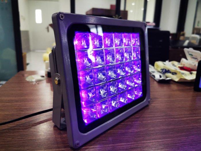Đèn UV 20W Hiệu Năng Thực Tế 200W Sấy Keo UV Soi Tiền Khử Trùng-UV200W3