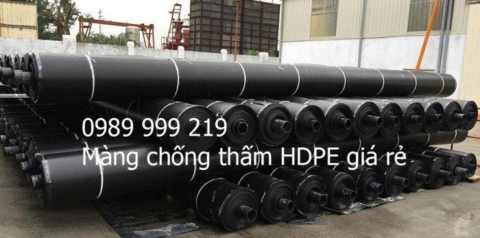 Bạt nhựa HDPE 0.3mm-k6-50m lót bể cá koi cty suncogroup việt nam 20214