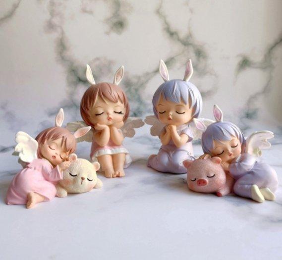 Tượng thiên thần nhỏ nhiều mẫu