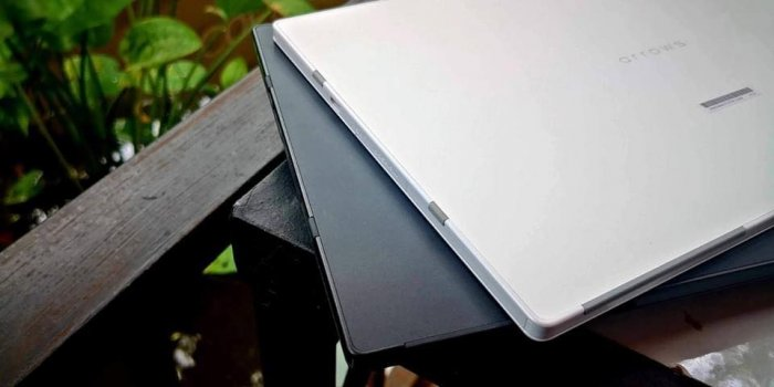 Máy tính bảng Nhật Bản Fujitsu F04H tại Zinmobile5
