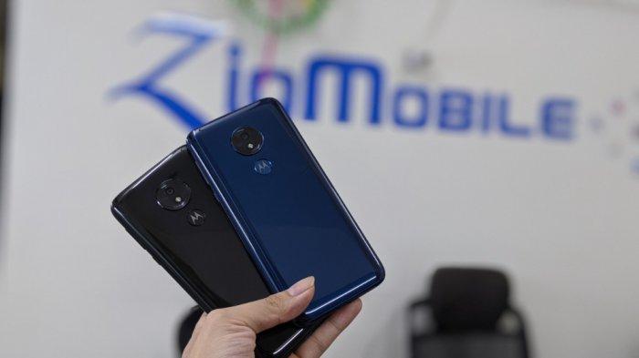 Điện thoại Pin khủng Motorola G7 Power4