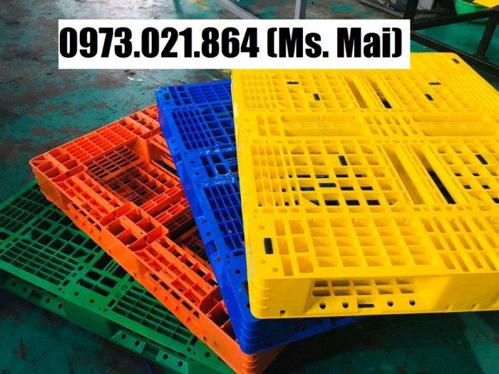 Thanh lý pallet nhựa cũ Đồng Nai , giá rẻ đến bất ngờ1