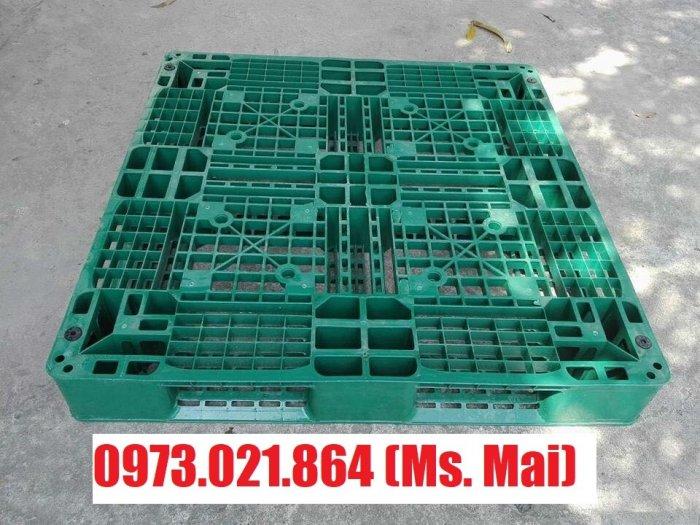 Thanh lý pallet nhựa cũ Đồng Nai , giá rẻ đến bất ngờ0