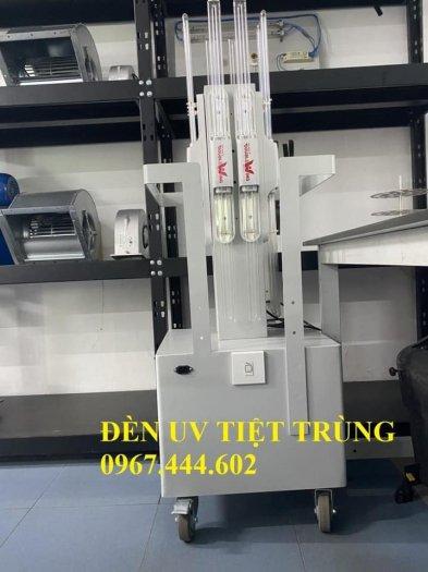 Bộ đền UV tiệt trùng cho phòng học, phòng thí nghiệm4