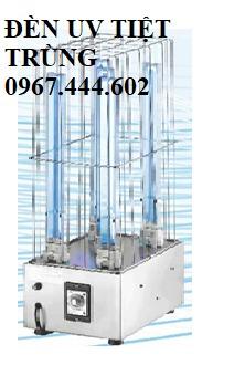 Bộ đền UV tiệt trùng cho phòng học, phòng thí nghiệm3