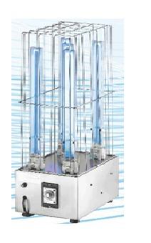 Bộ đền UV tiệt trùng cho phòng học, phòng thí nghiệm2