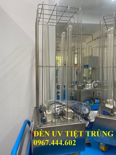 Bộ đền UV tiệt trùng cho phòng học, phòng thí nghiệm1