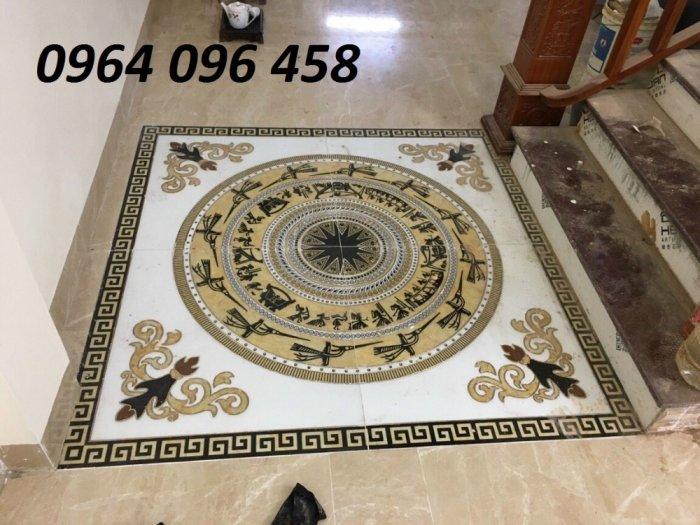 Gạch thảm lát phòng khách - DNN76