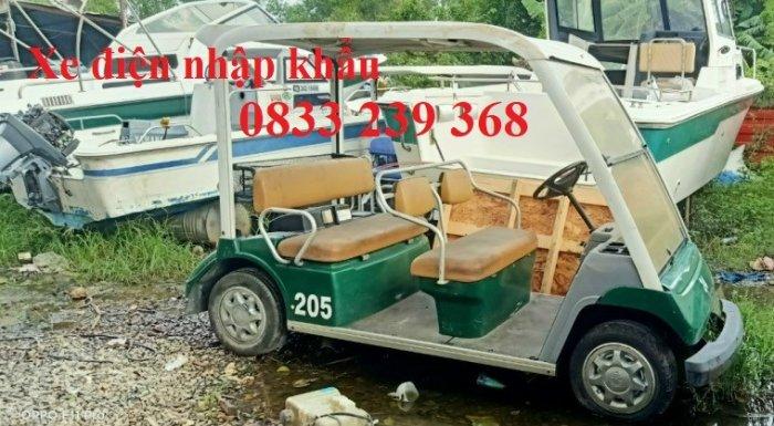 Bán xe điện nhập khẩu, Xe điện cho 6-8 người3