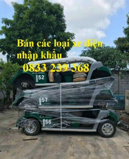 Bán xe điện nhập khẩu, Xe điện cho 6-8 người1