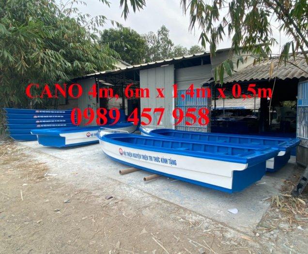 Cano cứu hộ 4m, Cano chở hàng, cano giá rẻ2