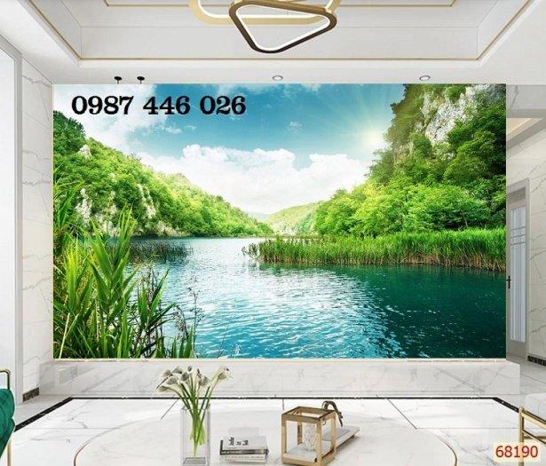 Gach tranh phong cảnh tự nhiên HP04747