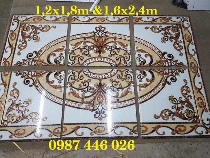 Gạch thảm phòng khách HP417712