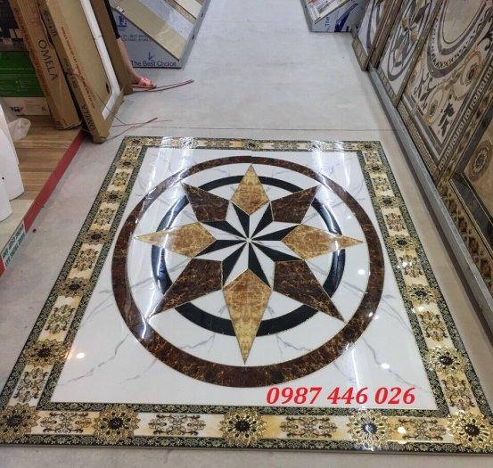 Gạch thảm phòng khách HP41777