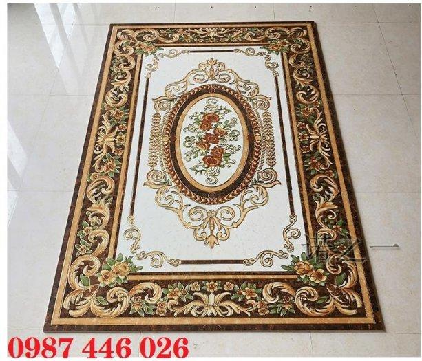 Gạch thảm phòng khách HP41776