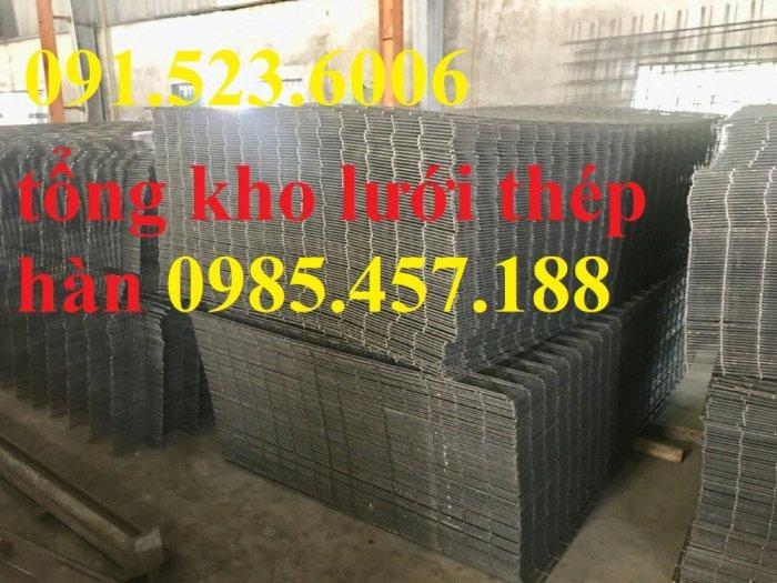 Cung cấp lưới thép hàn D6 ô (200x200) dạng tấm giá tốt1