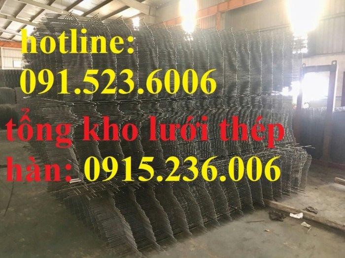 Cung cấp lưới thép hàn D6 ô (200x200) dạng tấm giá tốt0