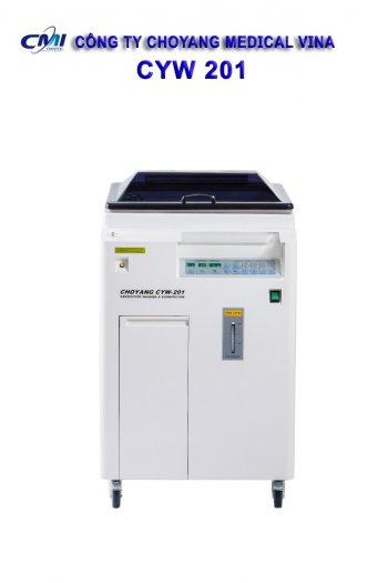 Máy rửa khử trùng thiết bị nội soi CYW 201 Hàn Quốc0