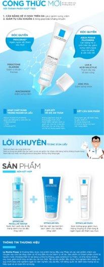 Kem Giảm Mụn Ngăn Ngừa Thâm Roche Posay Effaclar Duo+ 40ml1